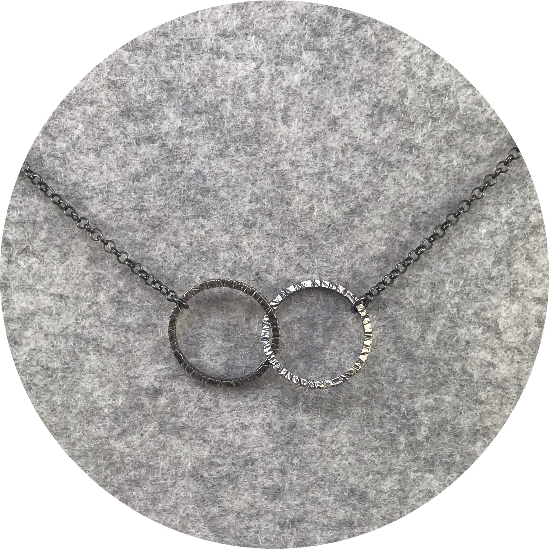 Emily Becher - 'Tactility Intertwine Necklace