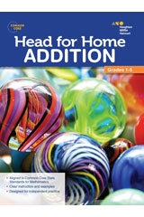 X SV 544250208 HEAD FOR HOME MATH SKILLS ADDITION