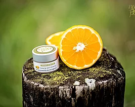 Orange ya' glad I kissed ya'? - Creamy Lip Butter 210
