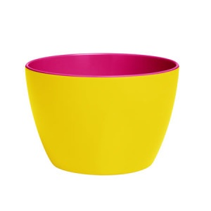 Ginger Bright Bowl Yellow