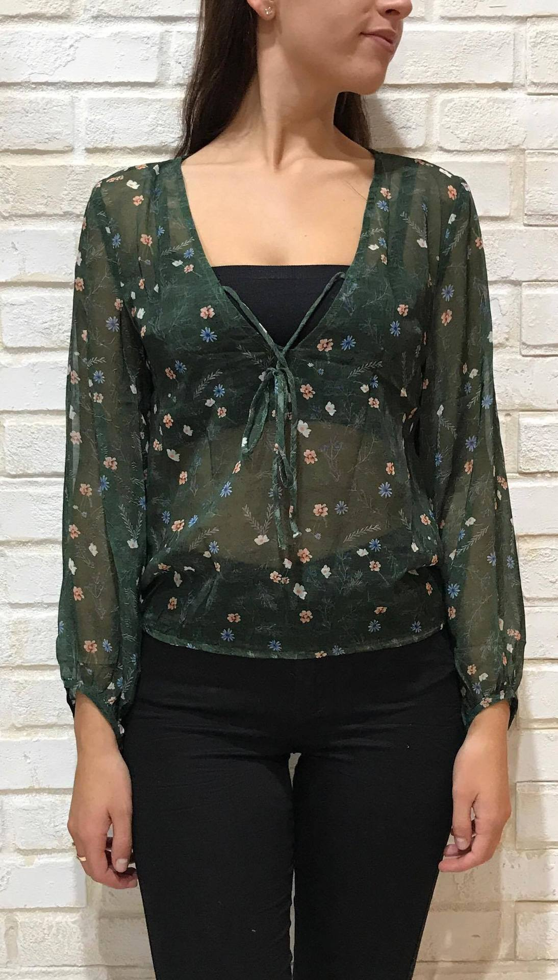 FIELD FLORAL BLOUSE 2074362 Image