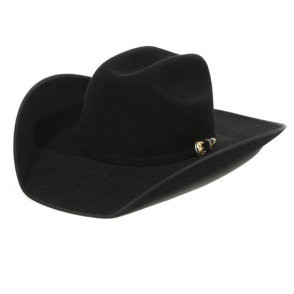 87b5cb3eb447a Lone Star Maverick 5X Black Premium Felt Cowboy Hat Clearance   Pakenham  Western Wear And Saddlery