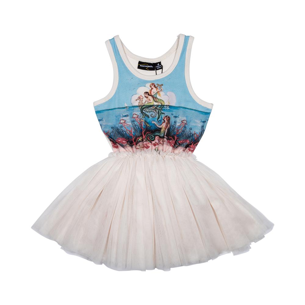 RYB Little Mermaids Circus Dress