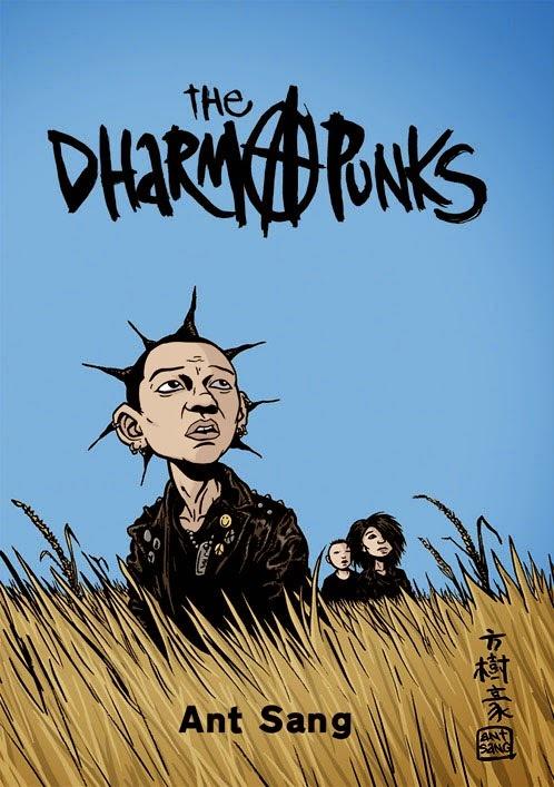 Dharma Punks GN