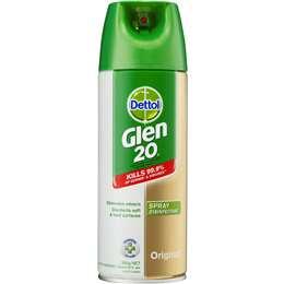 Glen 20 Disinfectant Spray Original Scent 300g