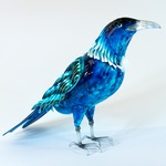 Tui light blue standing