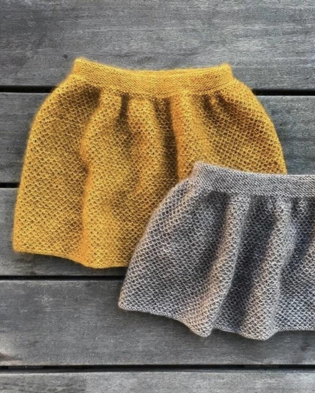 Mullet Skirt Pattern