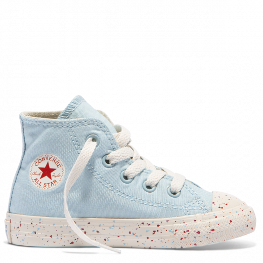 Converse Kid CT Americana Speckle Hi Ocean Bliss