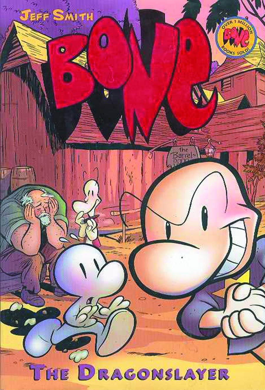 Bone Color Ed SC Vol 04 The Dragonslayer