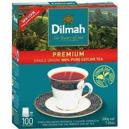 Dilmah Tea Bags