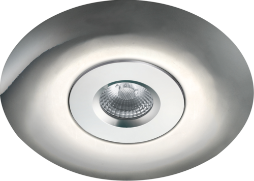 FireKnight/ProKnight/ValKnight Hole Converter (up to 130mm) Chrome
