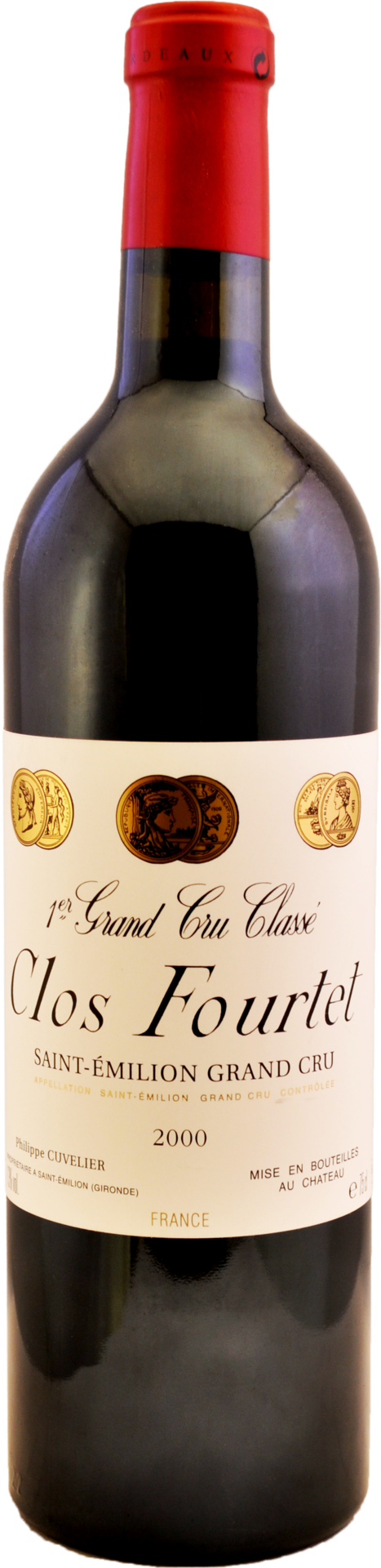 2000 75CL Chateau Clos Fourtet