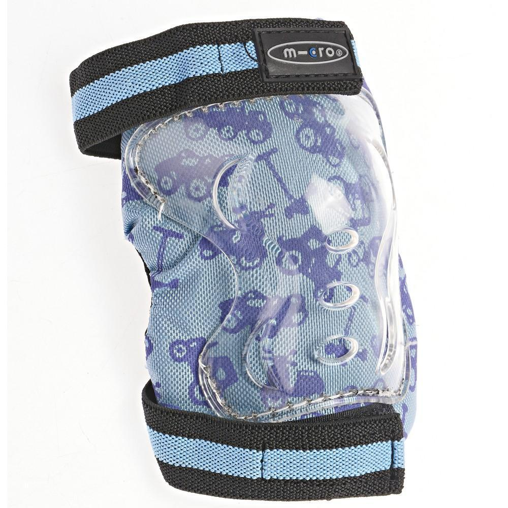 MICRO KNEE AND ELBOW PAD BLUE S