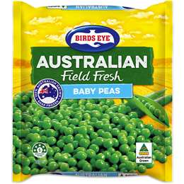 Birds Eye Frozen Baby Peas 1kg