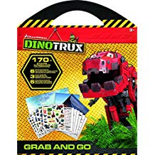GRAB AND GO DINO TRUX