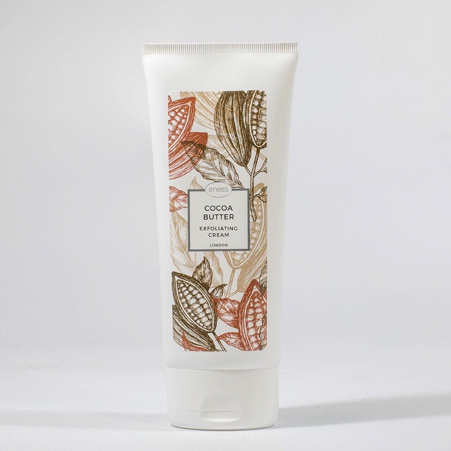 Cocoa Butter Exfoliating Cream 200ml