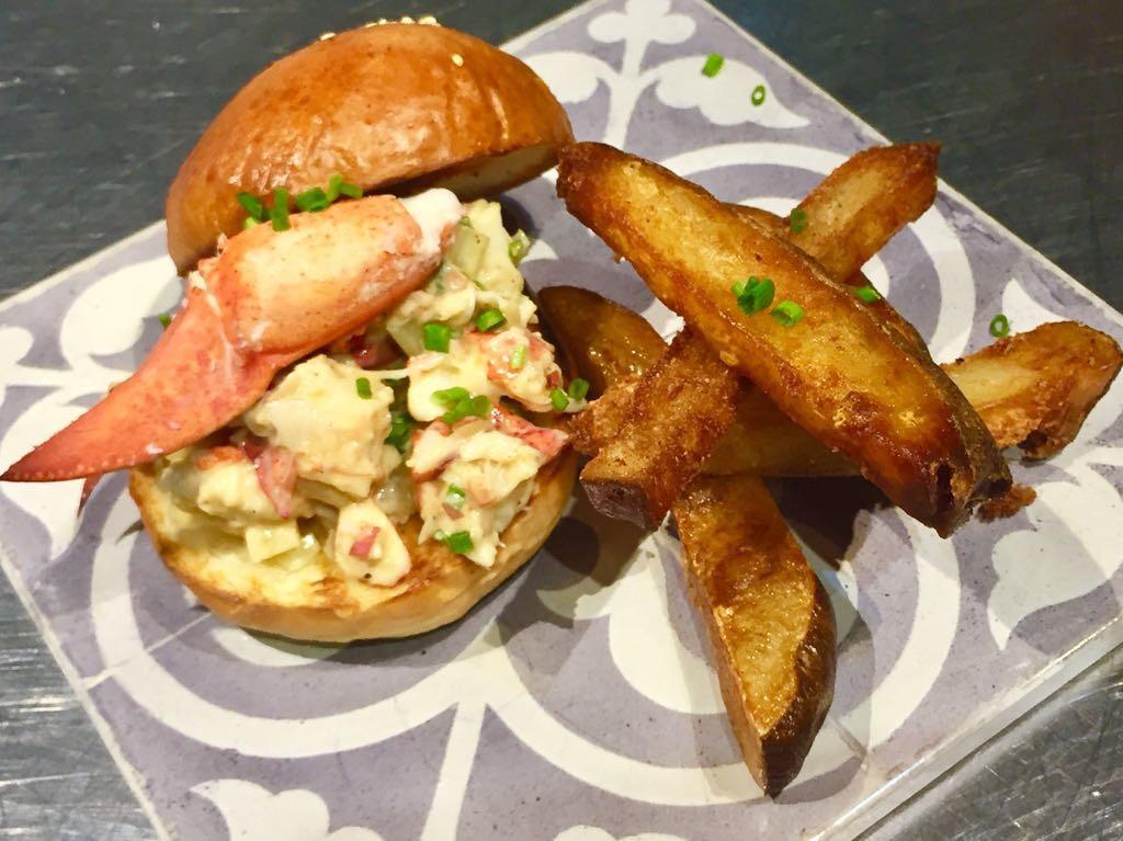 2017-12-10 龍蝦包 Lobster Roll