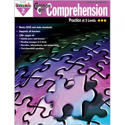 NL 1299 COMMON CORE COMPREHENSION GR. 2