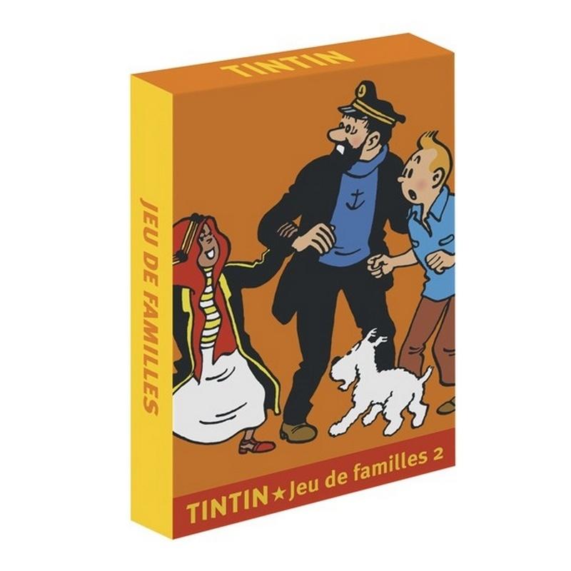 Tintin Happy Families 2