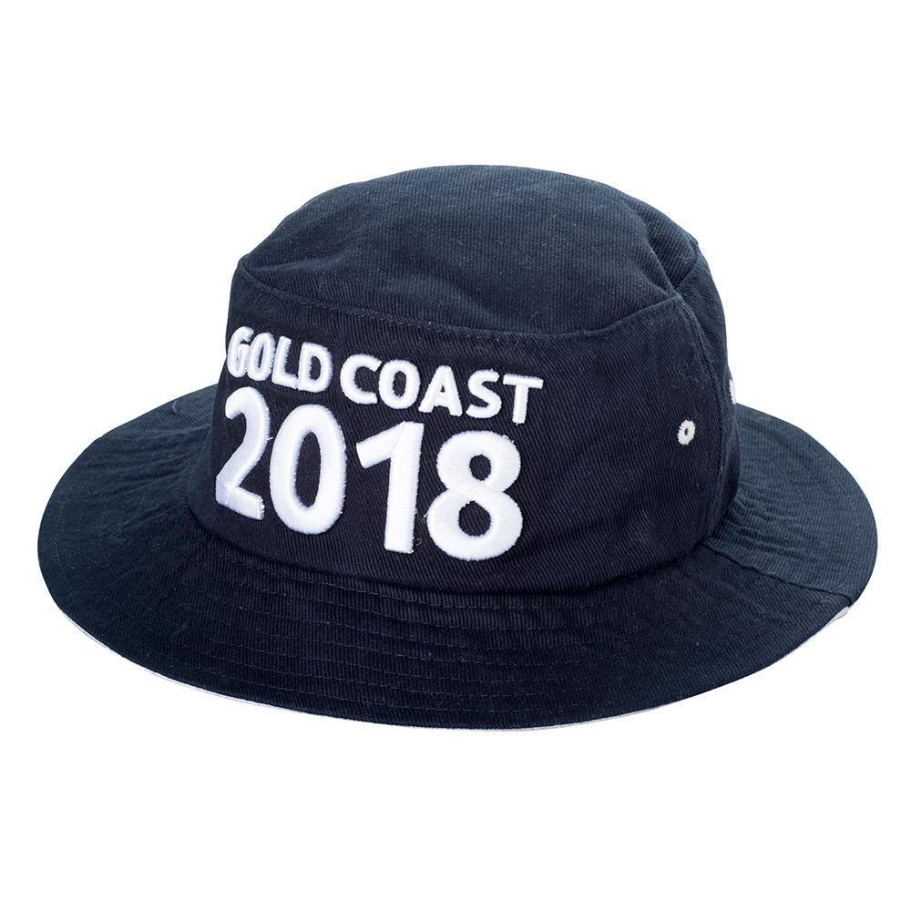 GC2018 3D Bucket Hat Navy