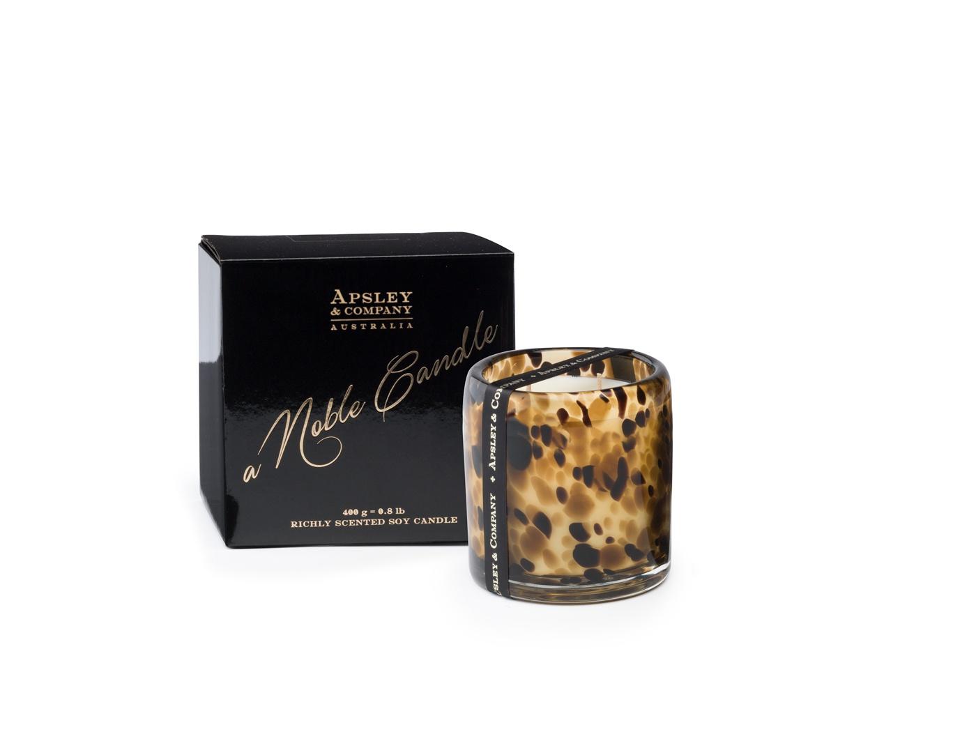 Luxury Candle Vesuvius