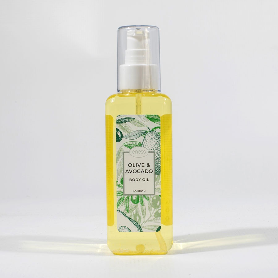 Olive and Avocado Body Oil 200ml
