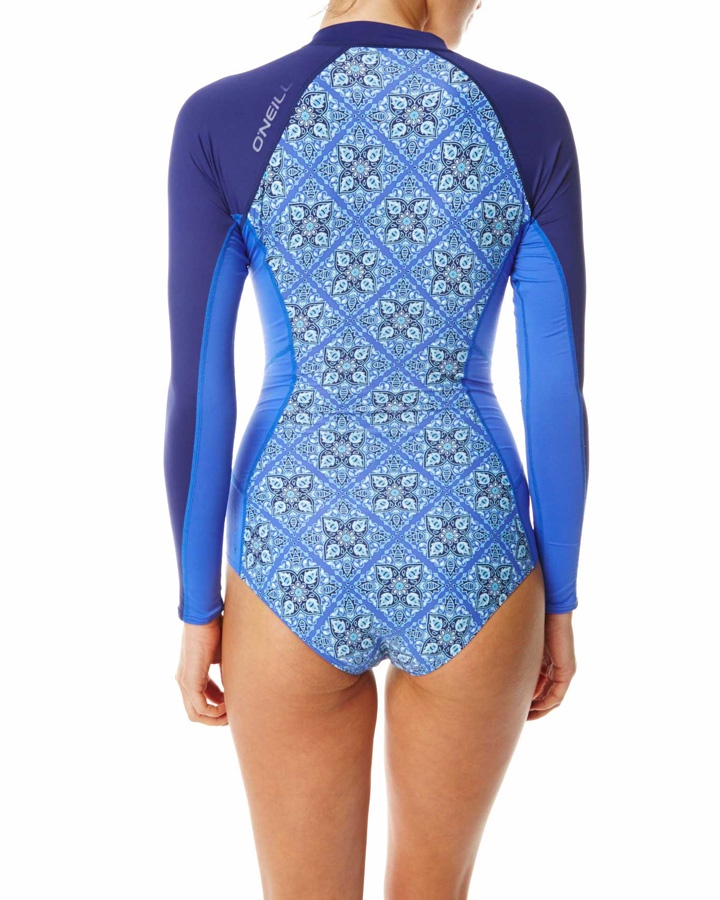 O Neill Long Sleeve Surf Suit - Blue Diamond - Out There Surf e4d97f335