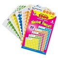 T 1942 NEON SMILES S/SPOTS VARIETY STICKERS