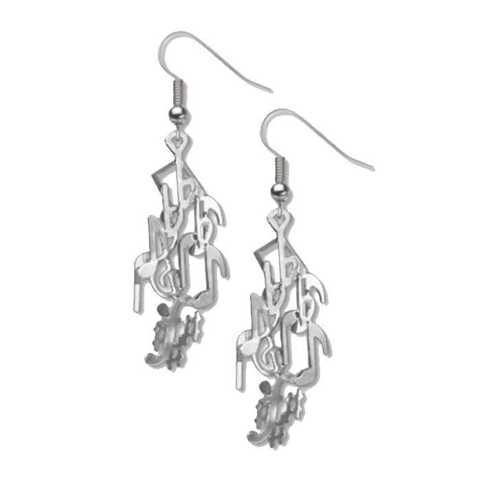 Musical Notes Earrings