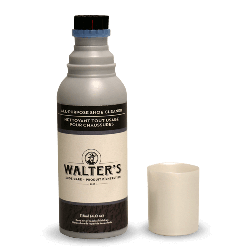 WALTER'S SHOE CARE - ALL PURPOSE SHOE CLEANER