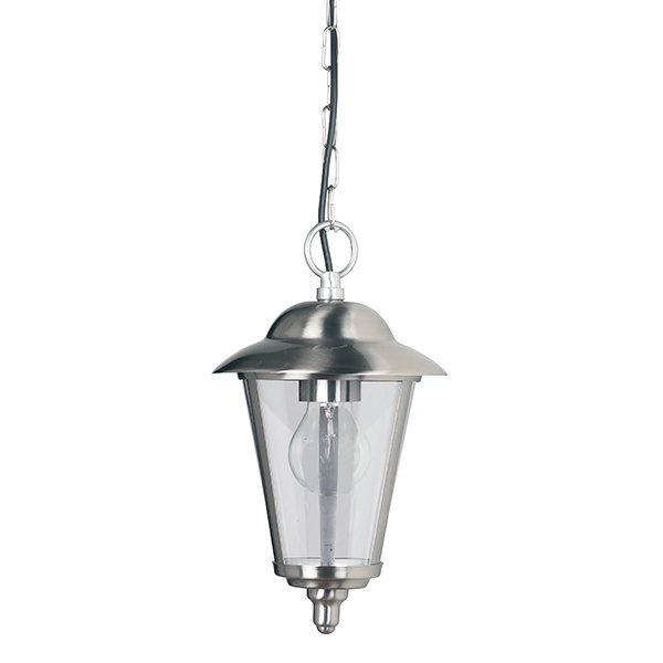 Klien 1lt pendant 60W - polished stainless steel