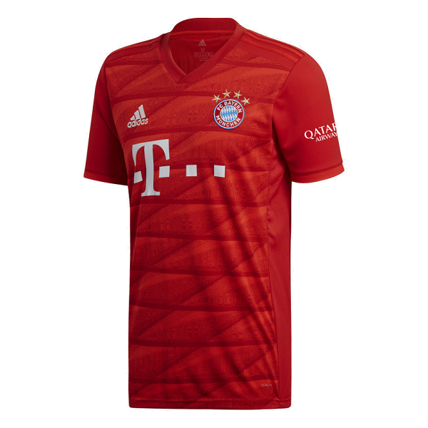 adidas FC Bayern Munchen 19-20 Home Jersey