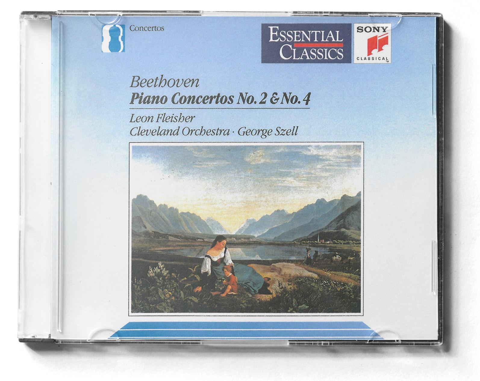 Beethoven Piano Concertos No. 2 & No. 4
