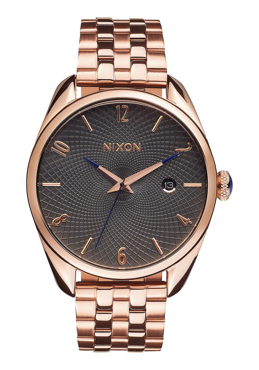 NIXON - BULLET ALL ROSE GOLD/GUNMENTAL A418 2046-00
