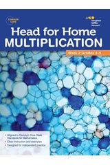 X SV 544250161 HEAD FOR HOME MATH SKILLS MULTIPLICATION 2