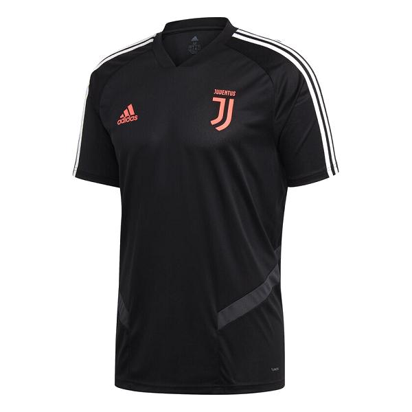 adidas Juventus Training Jersey Black/Gray