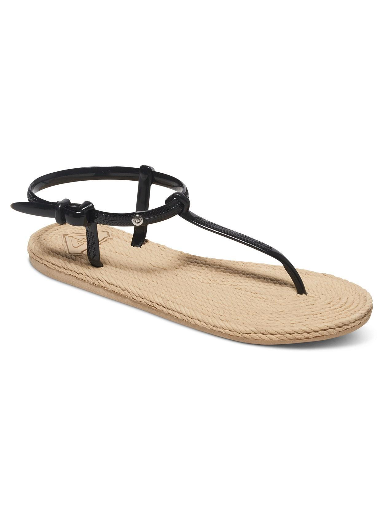 5e8c8bbe17e8 Roxy South Beach T-Strap Sandal - Out There Surf