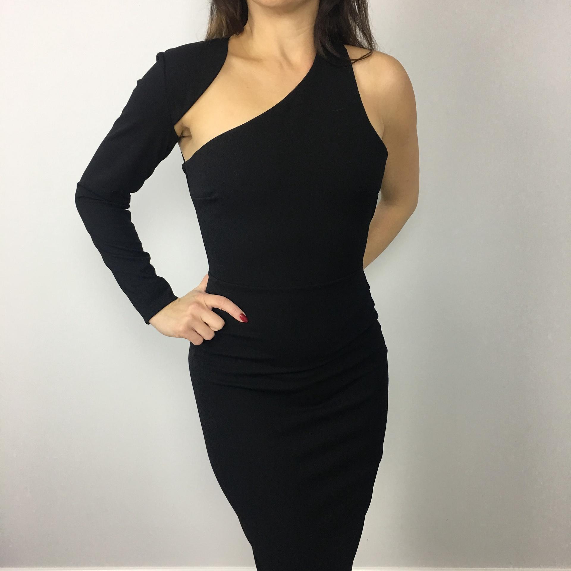 Ad Lib Asymmetrical Dress