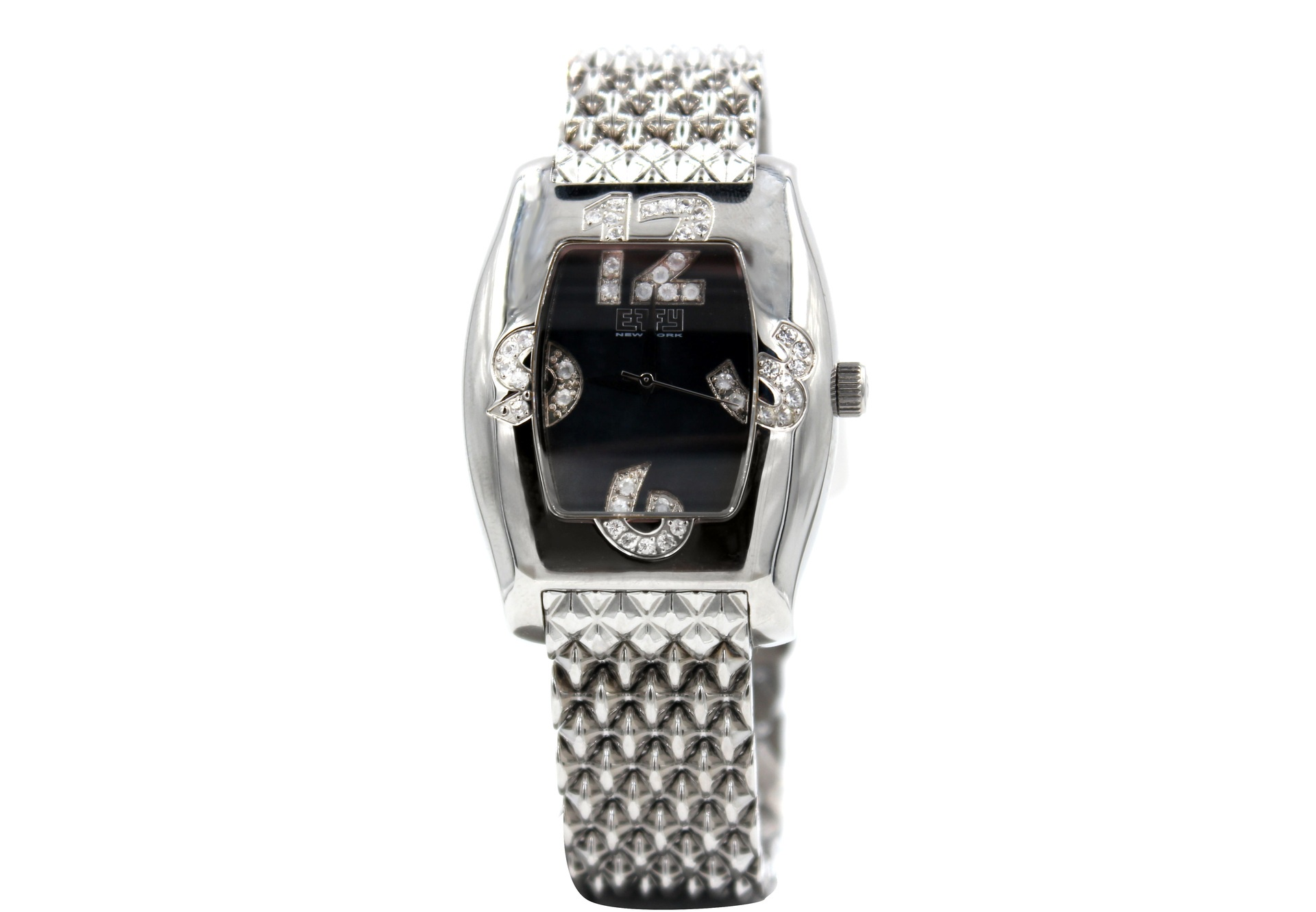 Effy Diamond Mother-of-Pearl Dial Unisex Watch