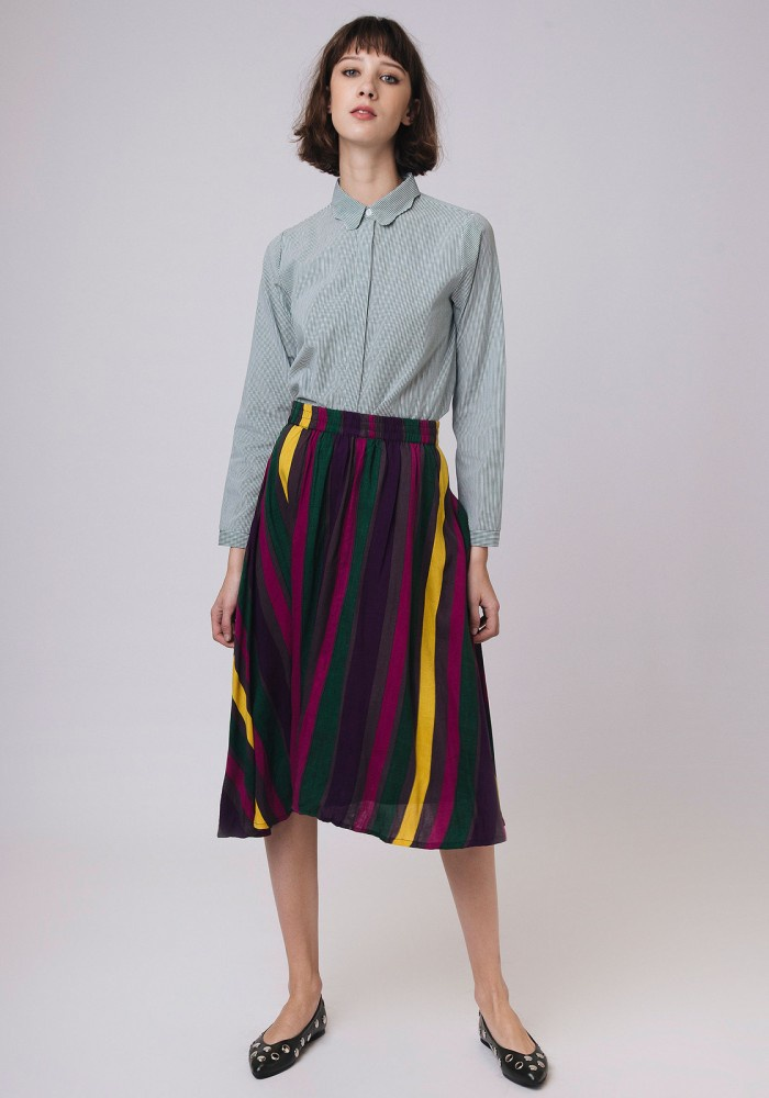 CF Badajoz Skirt