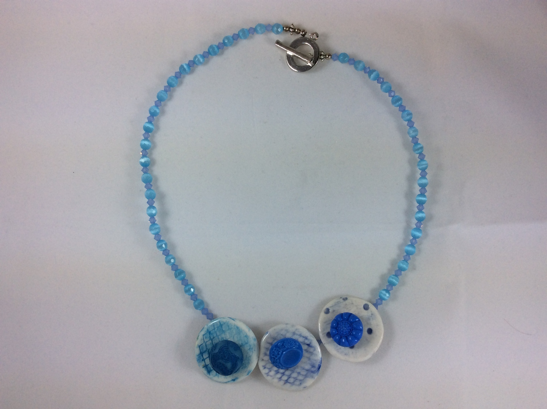 dsc one necklace dollar bead boutique baby blue products