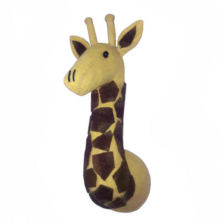 Giraffe Head Mini