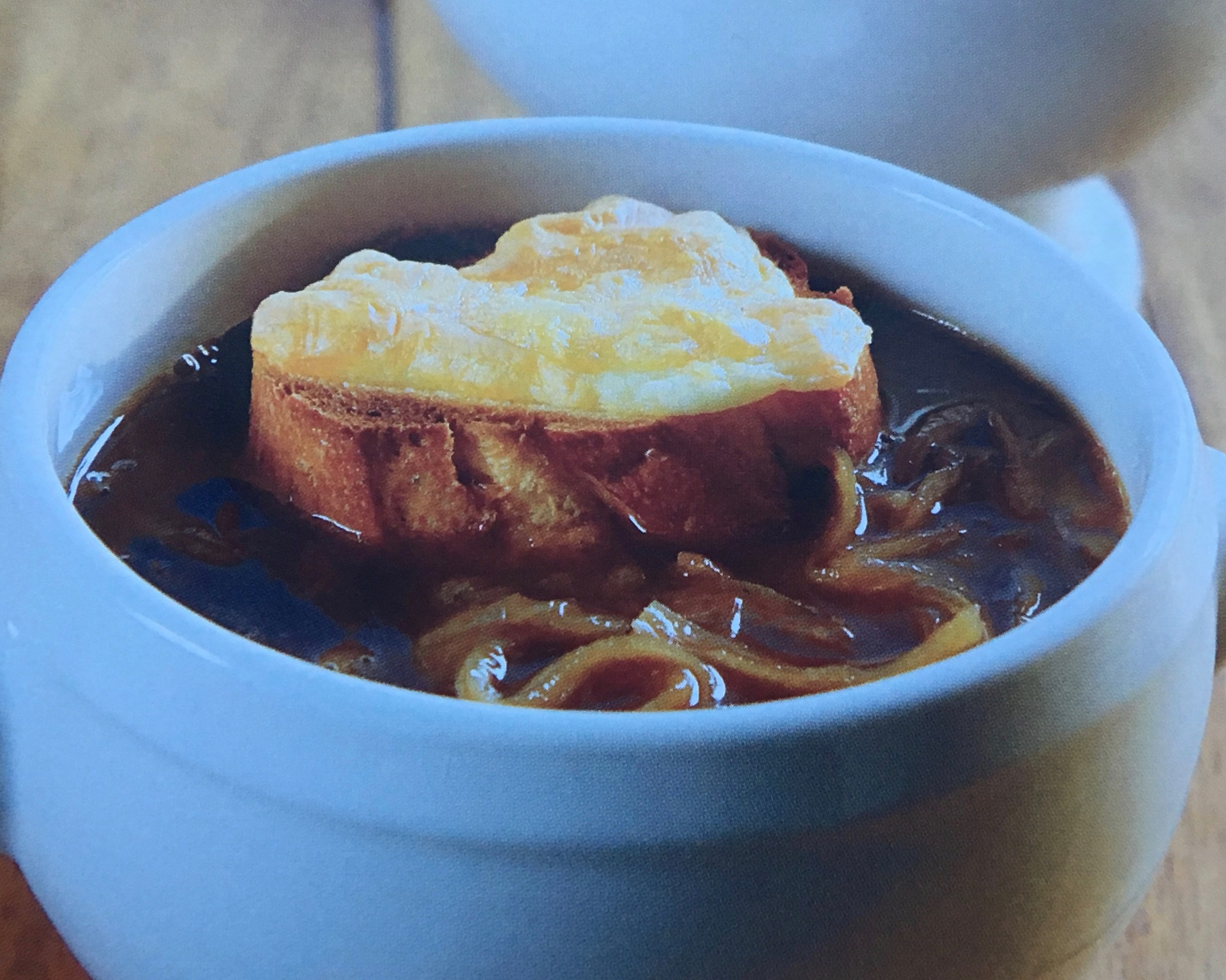 French Onion Soup 法式洋蔥湯