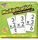 T 53203 MULTIPLICATION 0-12 (ALL FACTS)