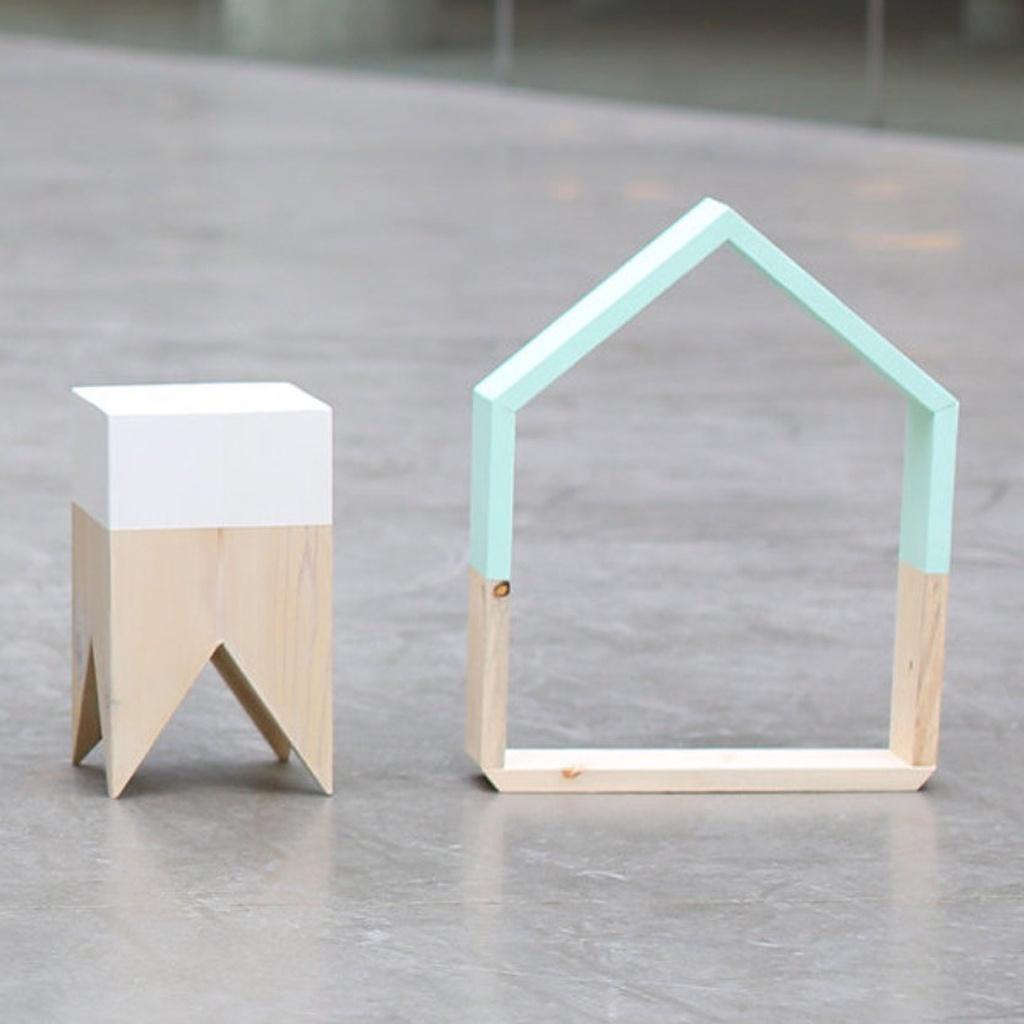 Modern Shelf (Co   Create)