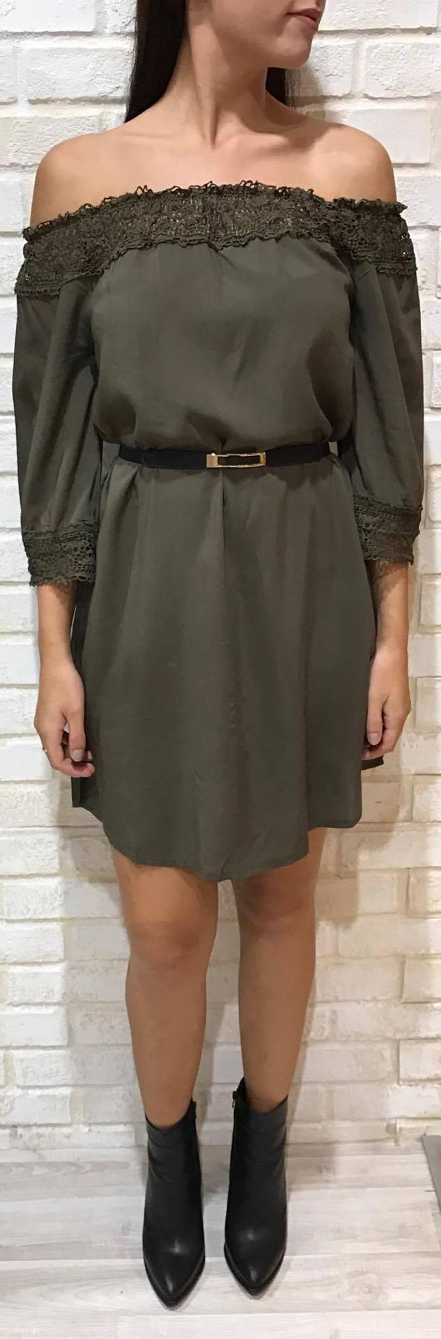 LACEY LOU DRESS / A7202