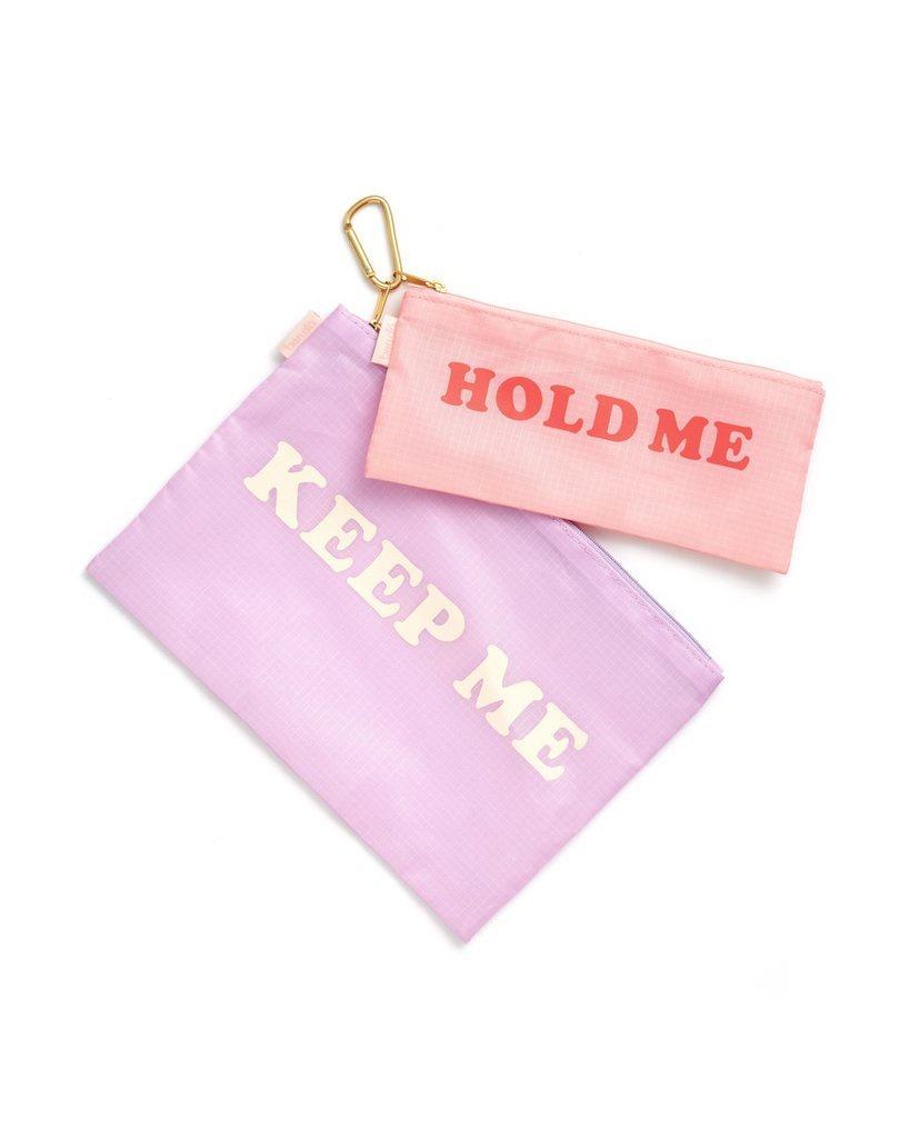 Carryall Duo-Hold Me, Keep Me by Ban.do