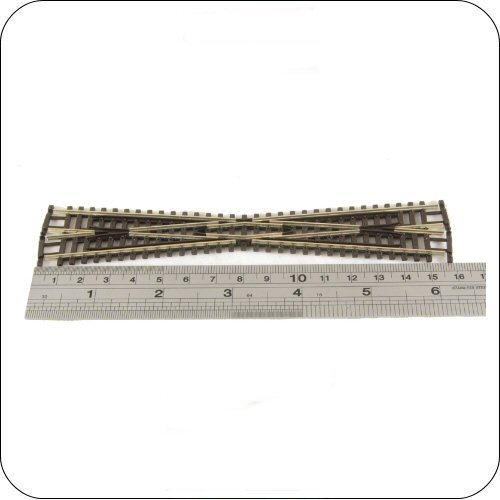 SL394F Long Crossing 10 Deg Angle Insulfrog Code 55 N Gauge