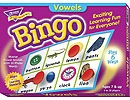 T 6066 VOWELS BINGO GAME