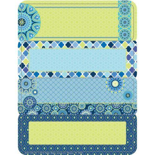EU 656154 BLUE HARMONY LABELS